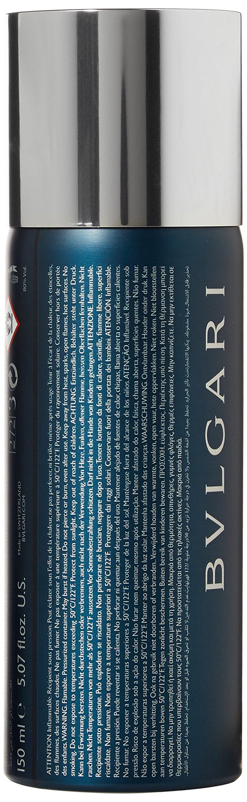 Bvlgari Refreshing Body Spray for Men, Aqva, 5.07 Ounce by BVLGARI (Image #4)