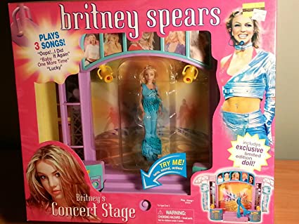 Rare Britney Spears Baby One More Time 6 Fashion Dolls By Play Along Spielzeug Action Spielfiguren Martinshudt Com