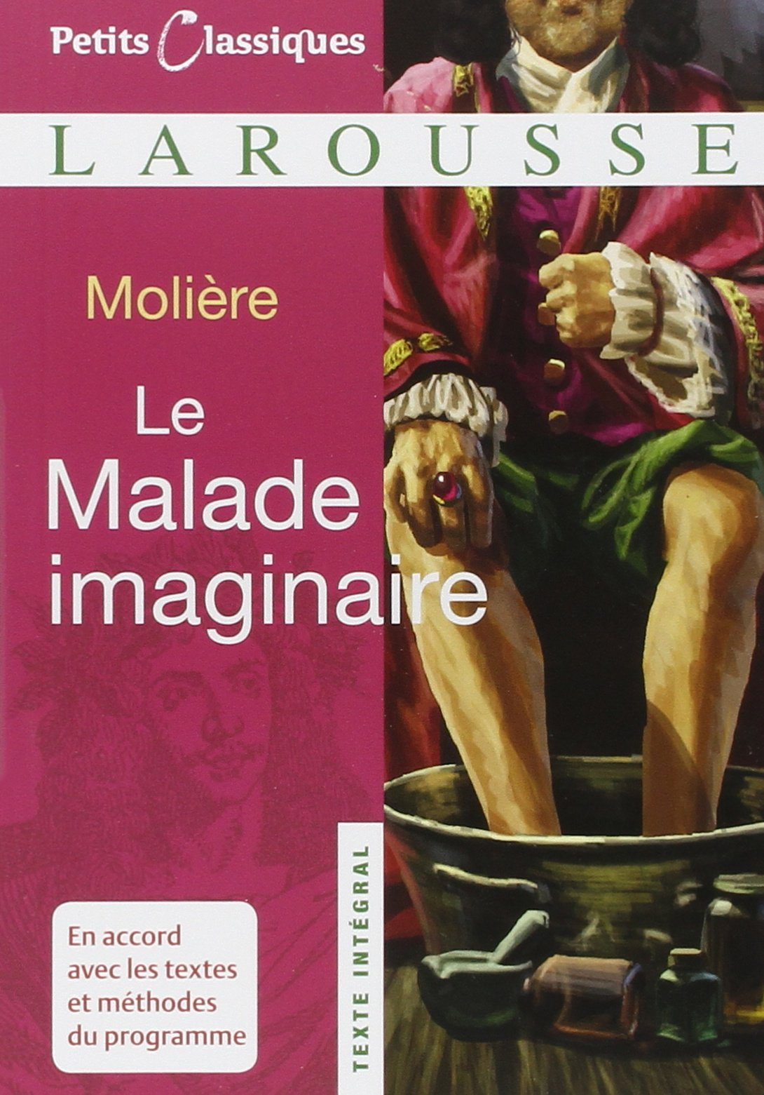 Read Online Le Malade Imaginaire (Petits Classiques Larousse Texte Integral) (French Edition) ebook