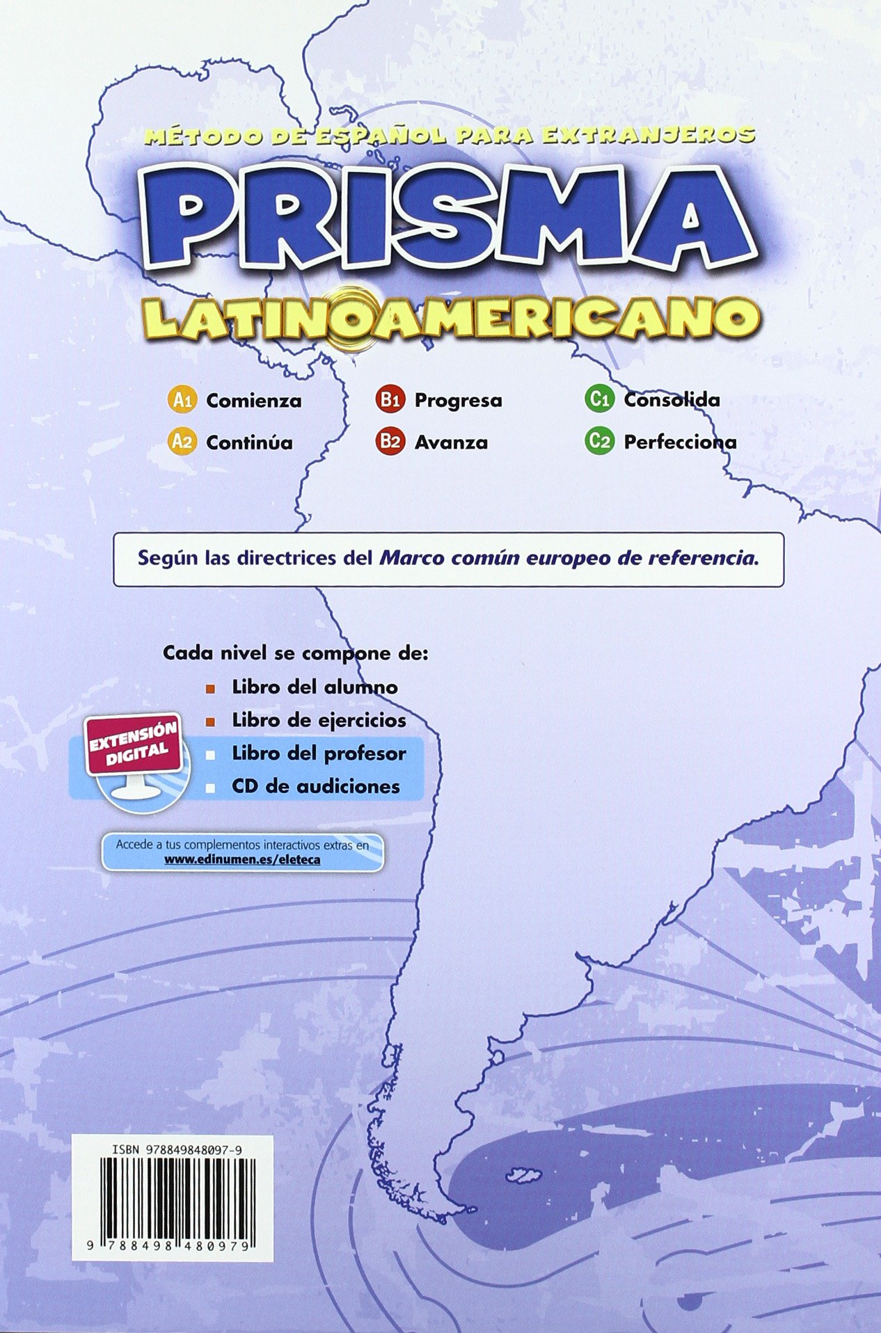 Buy prisma latinoamericano a1 student book metodo de espanol buy prisma latinoamericano a1 student book metodo de espanol para extranjeros spanish language for foreigners book online at low prices in india fandeluxe Gallery