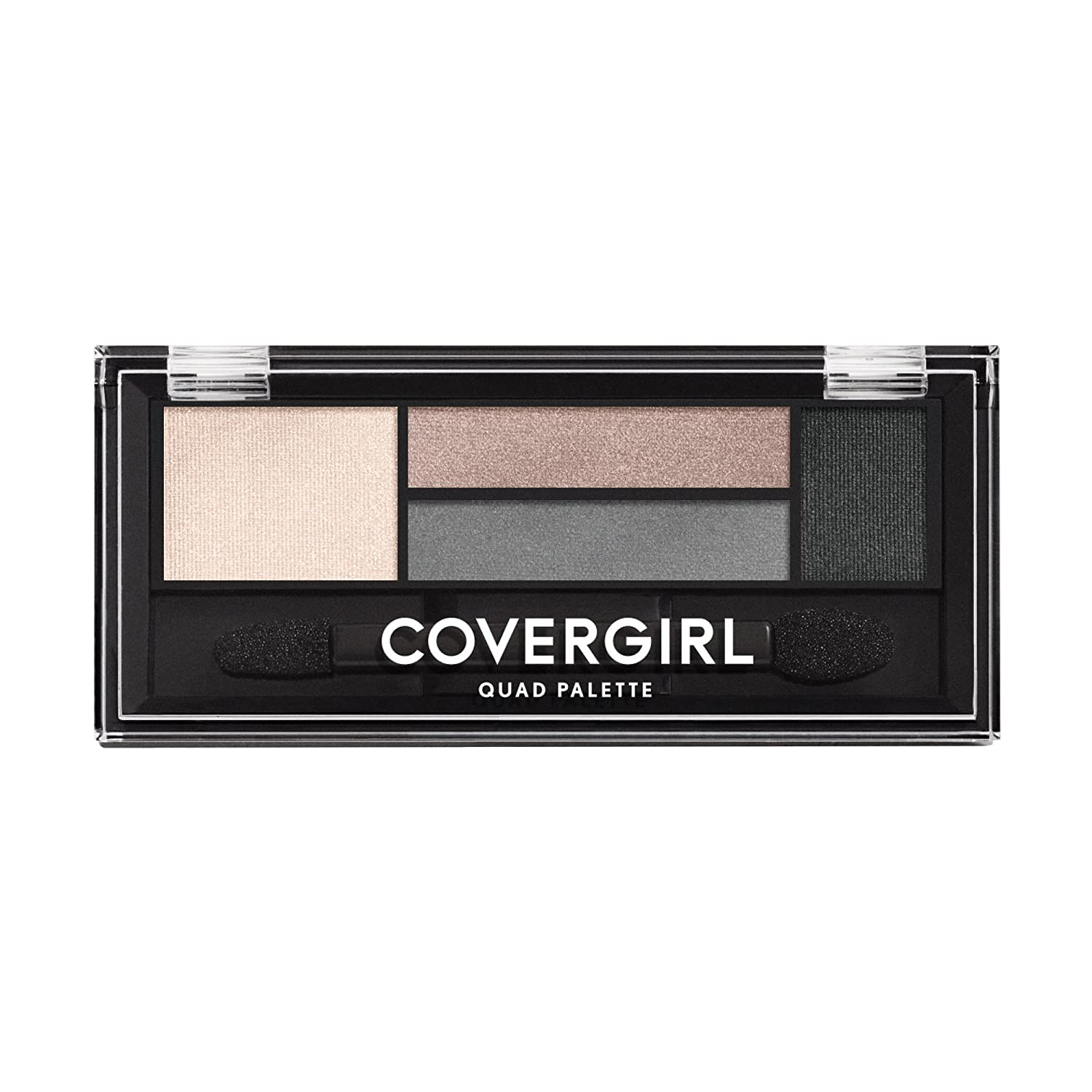 COVERGIRL - Eyeshadow Quads - Packaging May Vary Coty 46200002086