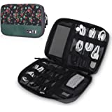 Hynes Eagle Travel Bag Portable Travel Organizer Cases for Small Electronics and Accessories