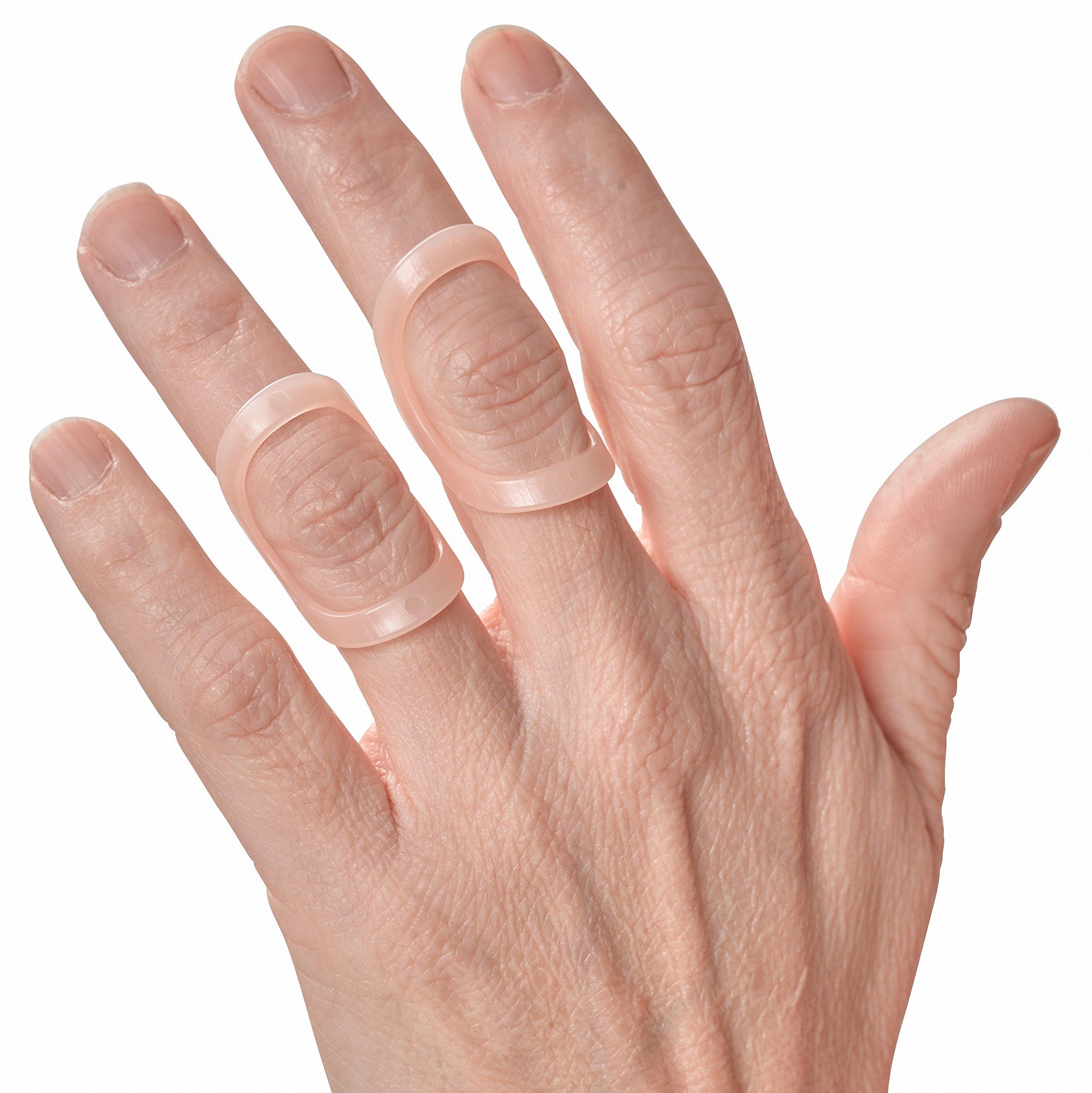 Oval-8 Finger Splint Single Size Pack - Size 9 (Package of 1)