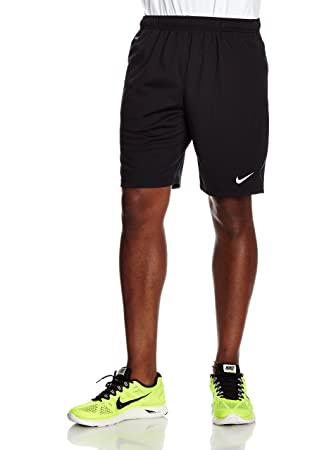 Nike Herren Kurze Sporthose Libero Knit, Black/White, S, 588457-010