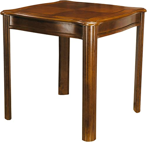 Fairview Game Rooms Square Traditional Style Accent Table