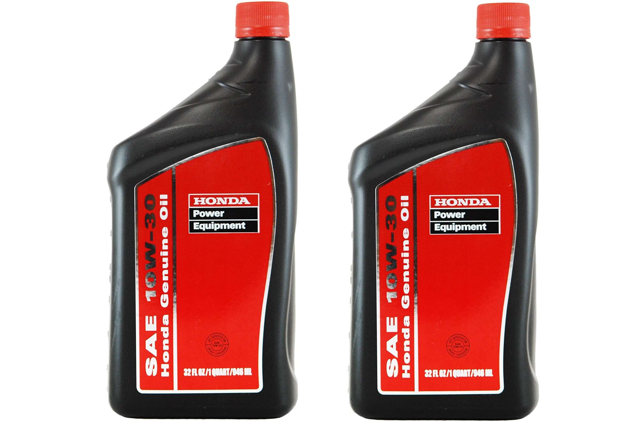 Honda 08207-10W30 PK2 Motor Oil by Honda