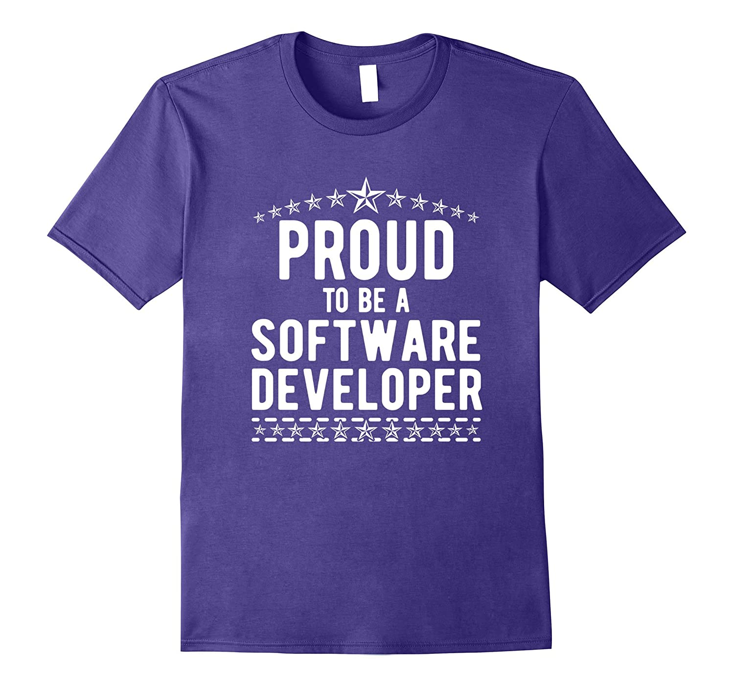 The Official Proud to Be a Software Developer T-Shirt-PL