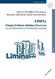 LIMINA : Lingua italiana minima d'accesso
