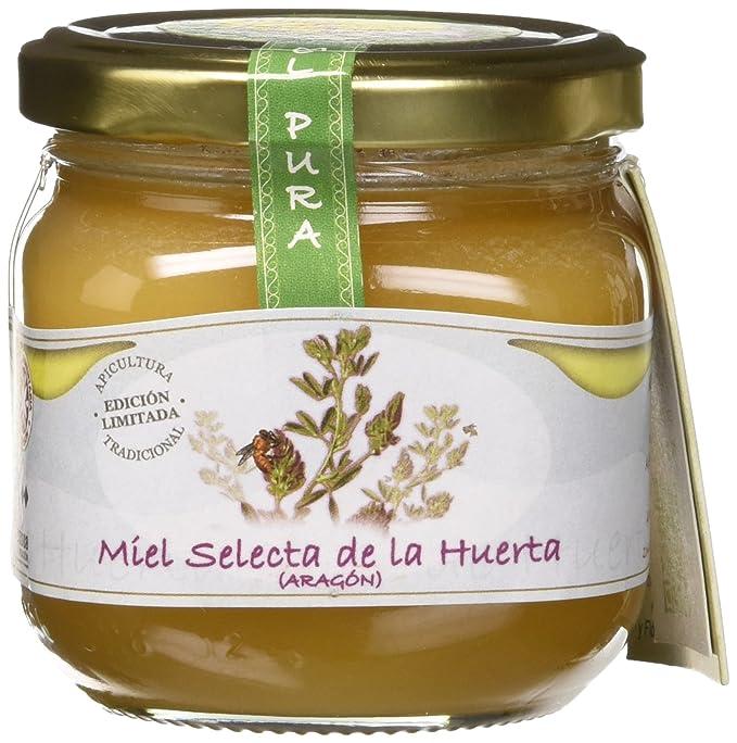 Jalea de Luz Miel Cruda Pura de Alfalfa - 250 gr.: Amazon.es ...