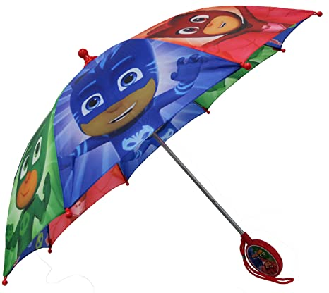 Disney Pj masks - Plegable multicolor Blue, Green and Red talla única