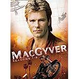 MacGyver (The Complete Season 1-4)