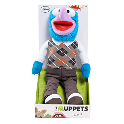 Muppets Gonzo Medium Plush: Toys & Games