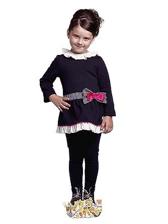 CHANDAL niña azul leggin CATHERINE _ ropa deportiva niña, chandal ...