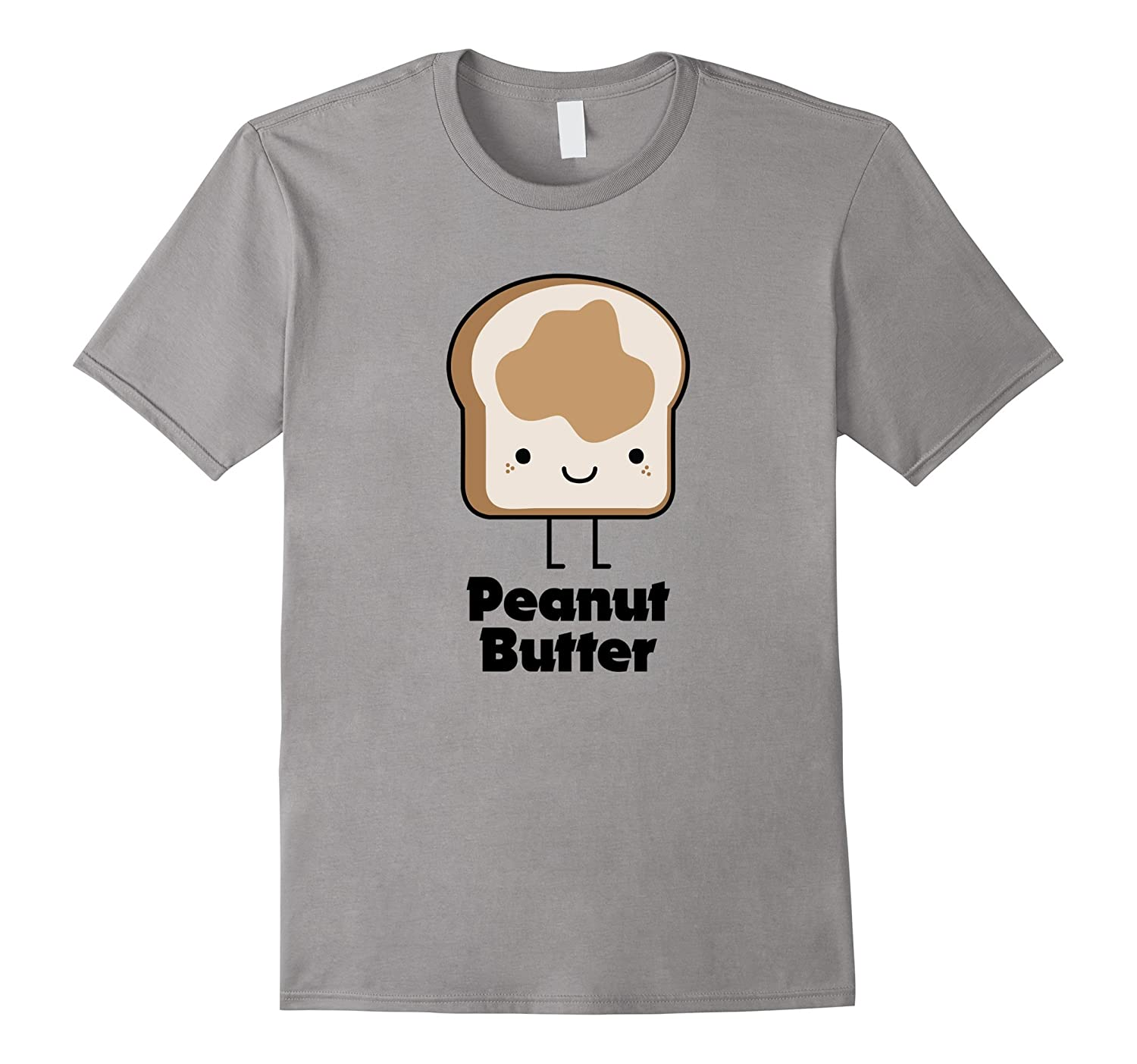 MATCHING SET Peanut Butter and Jelly Couples Friend Shirt-Art