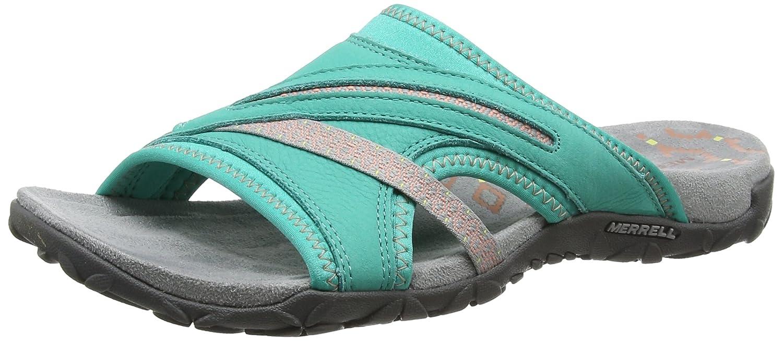 Merrell Women's Terran Slide II Sandal B01HHHYSG0 10 M US|Atlantis