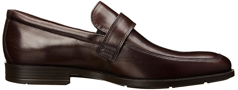 ECCO Mens Edinburgh Buckle Slip-On Loafer