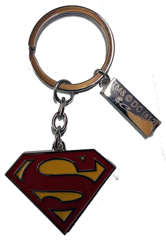 Llavero de metal Disney Superman - idea BOMBONIERA: Amazon ...