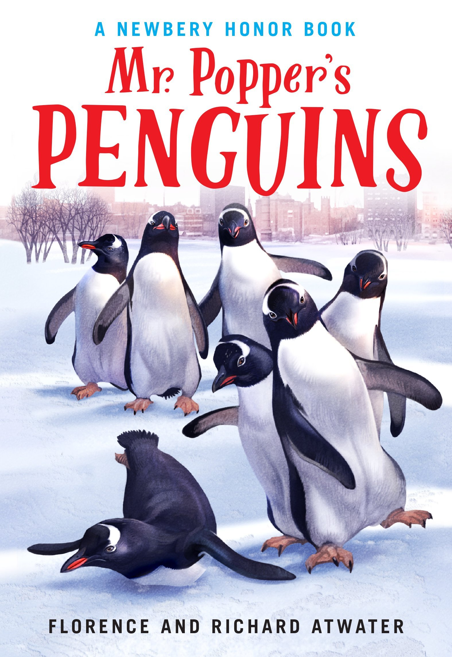 Mr. Popper's Penguins: Atwater, Richard, Atwater, Florence ...