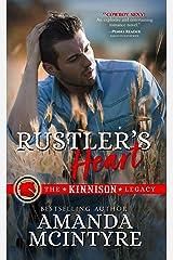 Rustler's Heart (The Kinnison Legacy Book 2) Kindle Edition