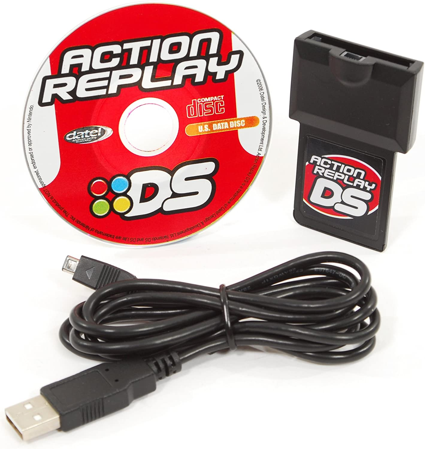 Amazon com: DS Lite Action Replay: Video Games