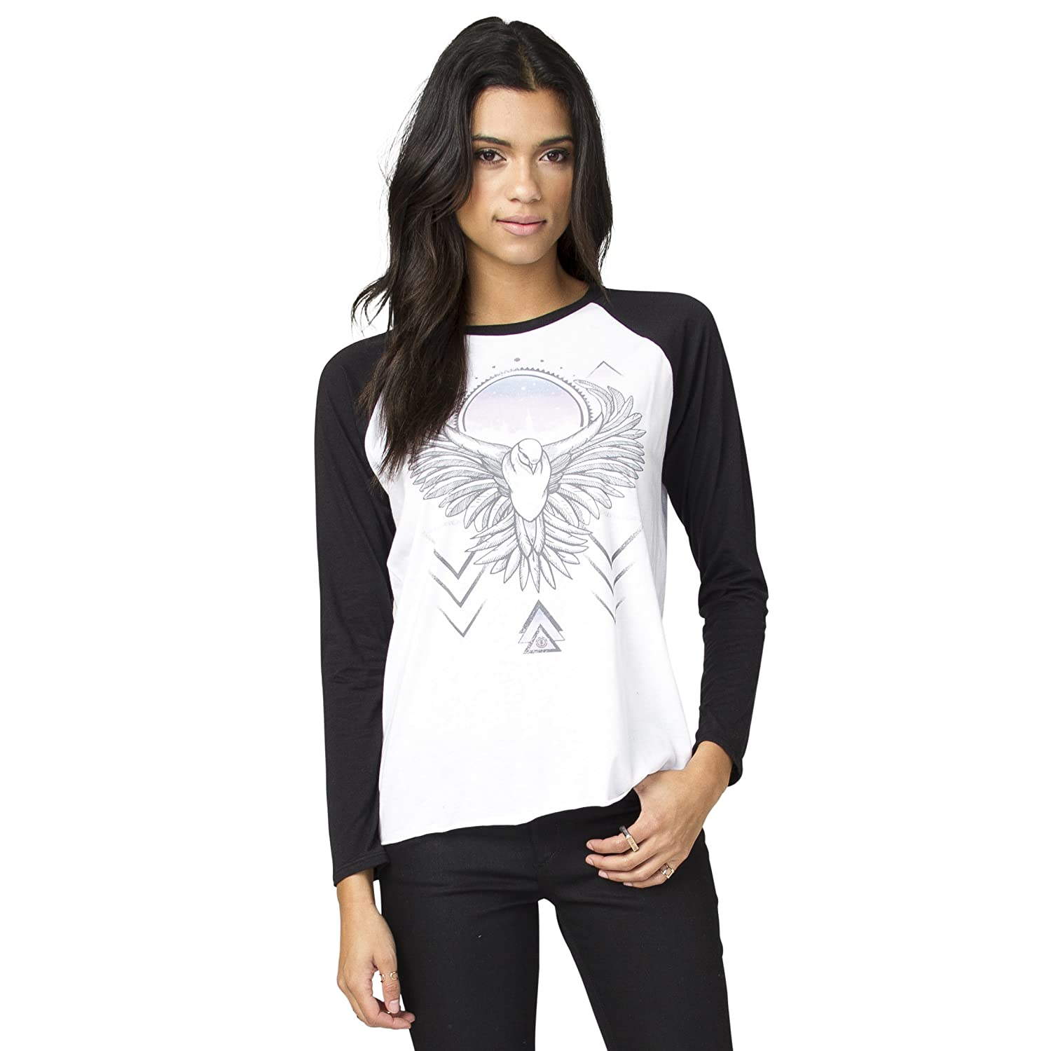 Urban Bird Raglan T-Shirt