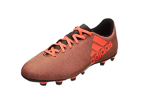 chaussures de football homme adidas Ace 17.4 FG Orange