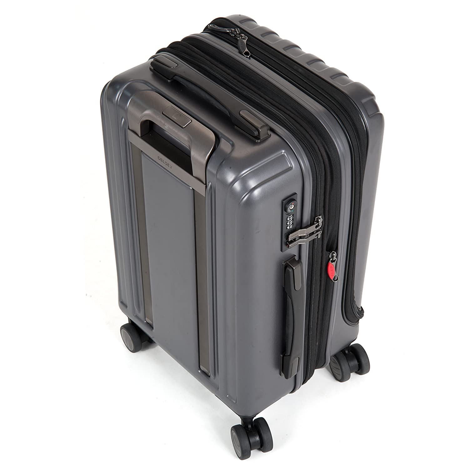 Amazon.com | Delsey Luggage Helium Titanium 21