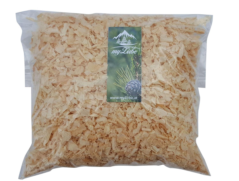 Zirbenspäne Nachfüllpack zum Schnäppchenpreis / Zirbenholz Produkte