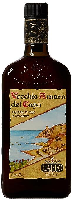 27 opinioni per Caffo Vecchio Amaro Del Capo Liquore d'erbe di Calabria, 700 ml