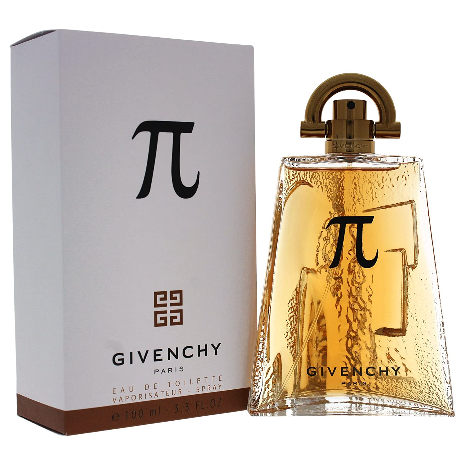 Givenchy Pi by for Men Eau De toilette Spray, 3.3-Ounce 122502 27779