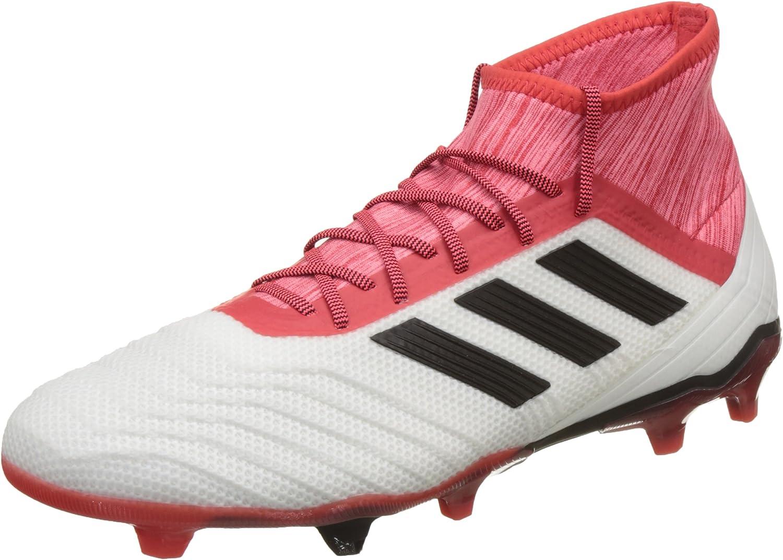 adidas Predator 18.2 FG, Botas de fútbol para Hombre