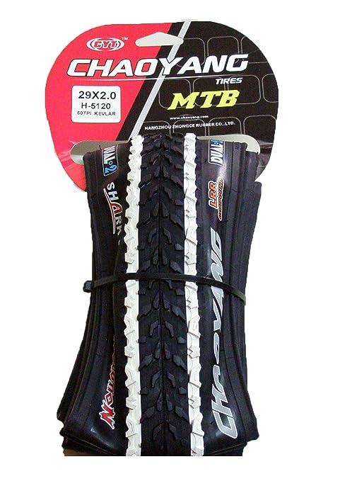 Cubierta de Bicicleta MTB 29