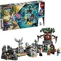 LEGO 70420 Hidden Side Geheimnisvoller Friedhof Kinderspielzeug, Augmented Reality Funktionen