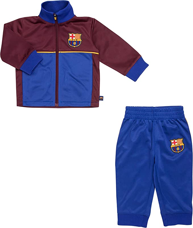 Fc Barcelone Chándal bebé Barça - Colección Oficial Talla bebé ...