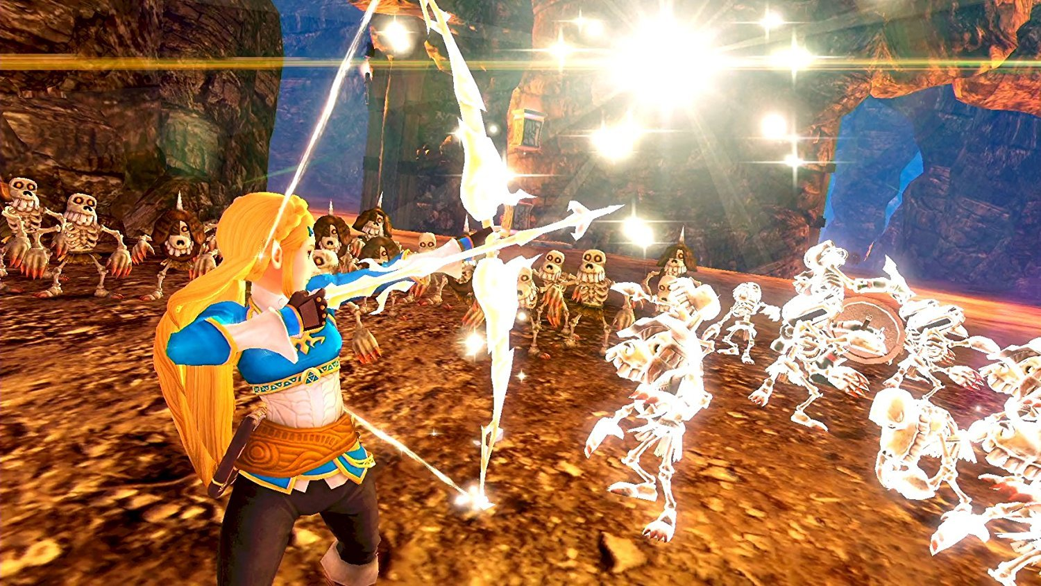 Hyrule Warriors Definitive Edition - Nintendo Switch ...