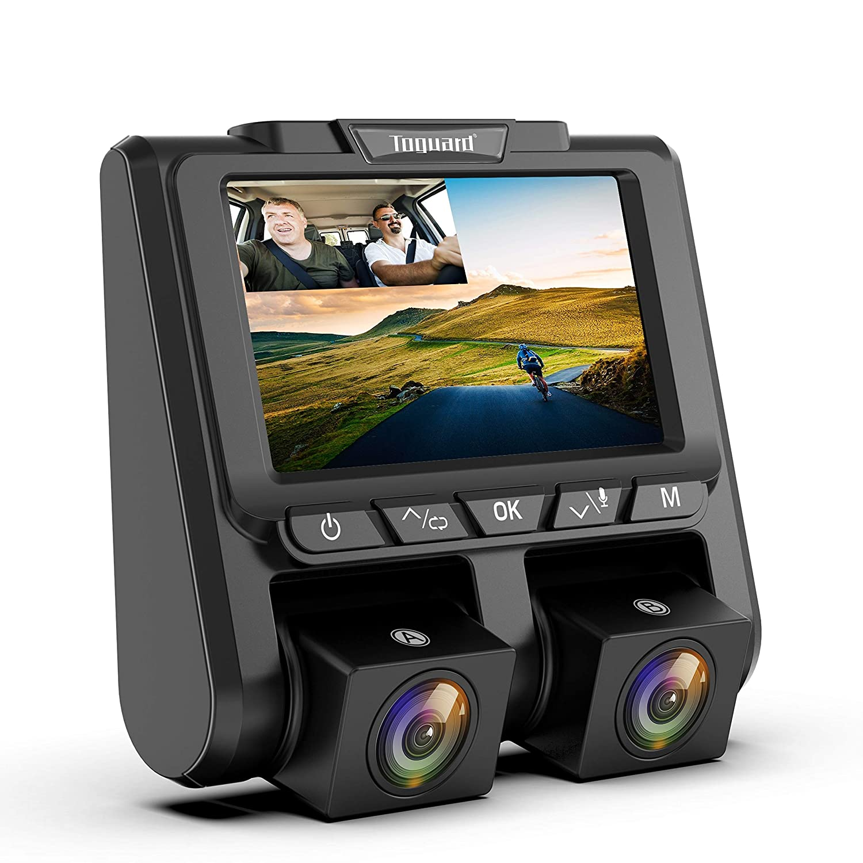 Toguard Dual Dash Cam