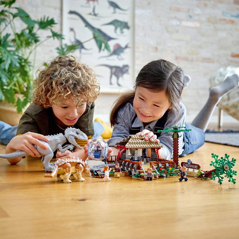 LEGO Jurassic World Indominus Rex