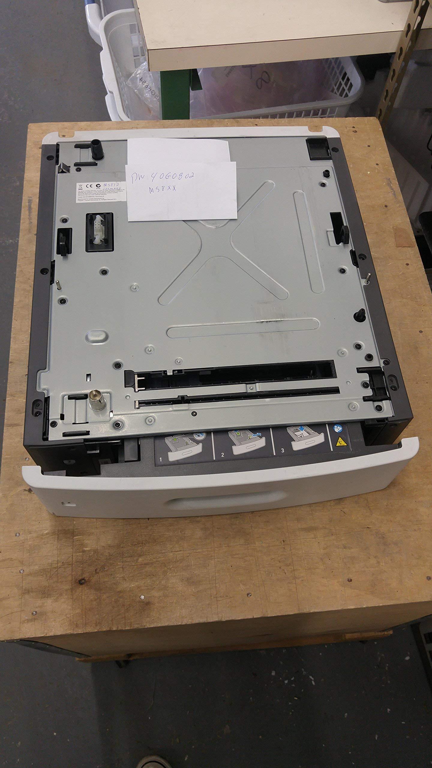 Lexmark 40G0802 550-Sheet Tray MS810 MS811 MS812 MX710 MX711 (Renewed)