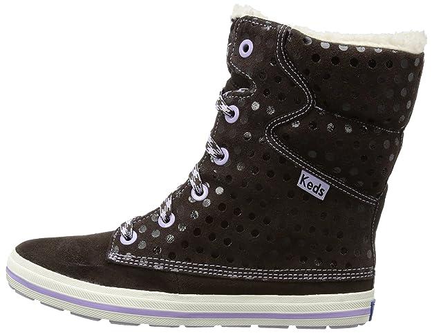 Keds Droplet Suede Dot WH48181, Damen Chukka Boots, Braun (brown), EU 39.5 (UK 6) (US 8.5)