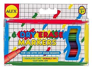 Alex Toys Artist Studio Washable Dry Erase Markers 204