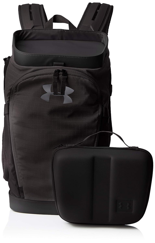 Amazon.com : Under Armour Own The Gym Duffle, Black//Jet ...