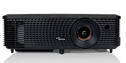 Optoma W340 Video - Proyector (3400 lúmenes ANSI, DLP, WXGA (1280x800), 16:10, 682,5 - 8039,1 mm (26.9 - 316.5