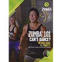 Generic Zumba 101 Workout DVD