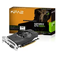 KFA2 GeForce® GTX 1050 Ti OC GeForce GTX 1050 Ti 4GB GDDR5 - Tarjeta gráfica (GeForce GTX 1050 Ti, 4 GB, GDDR5, 128 bit, 4096 x 2160 Pixeles, PCI Express 3.0)