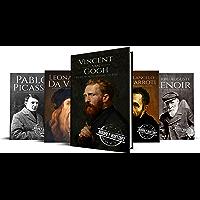 Biographies of Artists: Vincent van Gogh, Leonardo da Vinci, Michelangelo Buonarroti, Pierre-Auguste Renoir, Pablo…