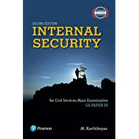 Internal Security for Civil Services Main (GS paper III) by Pearson