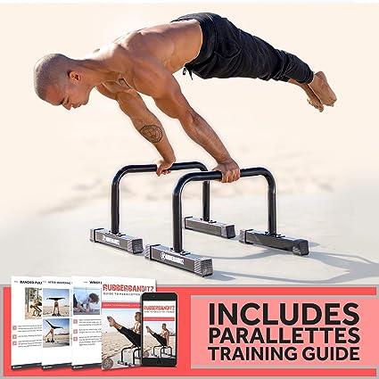 parallettes calisthenics planche push-up bars Parallette Bars gymnastics