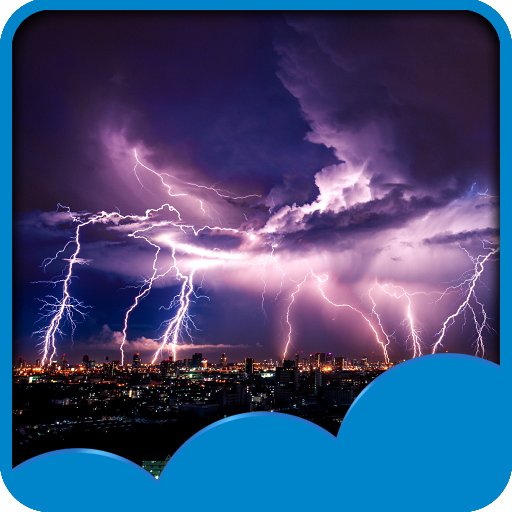 Thunderstorm Live Wallpapers (Best Live Weather Wallpaper App For Android)