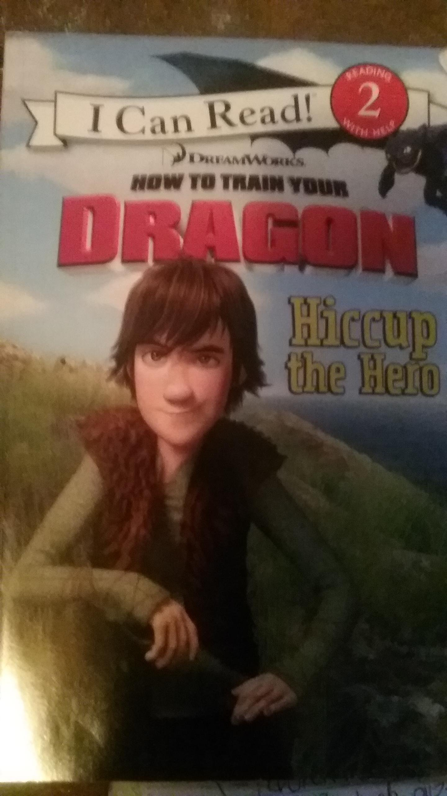 Download How to Train Your Dragon: Hiccup the Hero (I Can Read Book 2) pdf epub