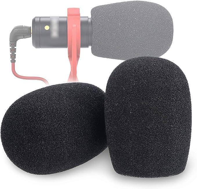 Youshares Videomicro Mikrofon Schaumstoff Windschutz Kamera